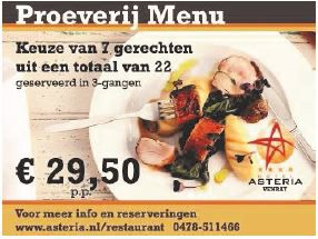 Advertentie Asteria 20-03