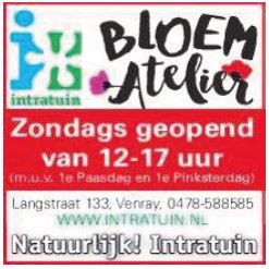 Advertentie Intratuin 20-03