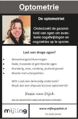 Advertentie Mijling 20-03