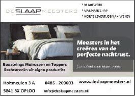 Advertentie Slaap 20-03